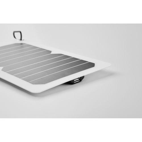 Chargeur solaire sortie 5,3W - blanc