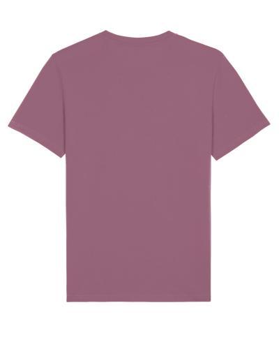 Creator - Le T-shirt iconique unisexe - Mauve