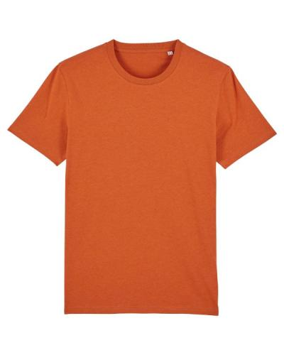 Creator - Le T-shirt iconique unisexe - Black Heather Orange