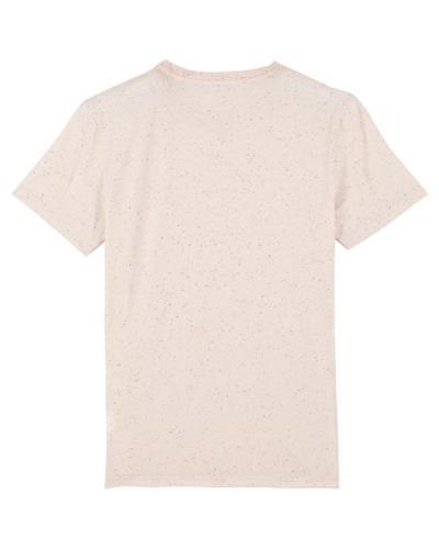 Creator - Le T-shirt iconique unisexe - Ecru Neppy Mandarine