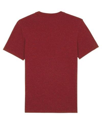Creator - Le T-shirt iconique unisexe - Heather Neppy Burgundy