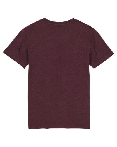 Creator - Le T-shirt iconique unisexe - Heather Grape Red