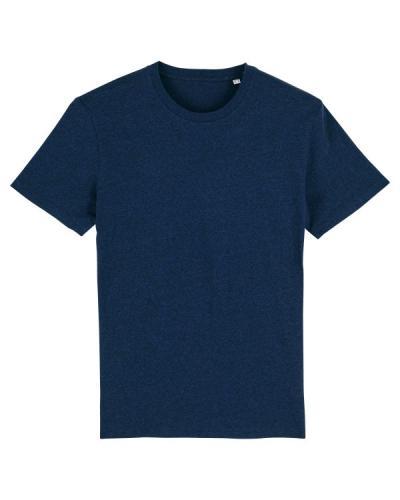 Creator - Le T-shirt iconique unisexe - Black Heather Blue