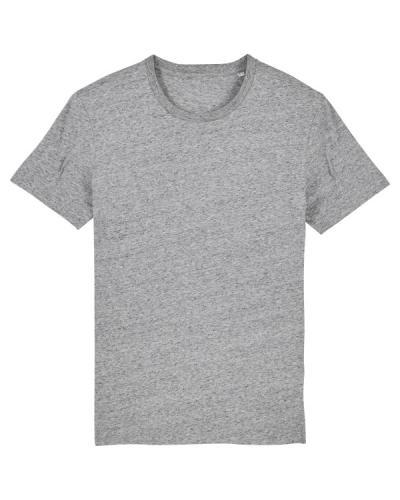 Creator - Le T-shirt iconique unisexe - Slub Heather Grey