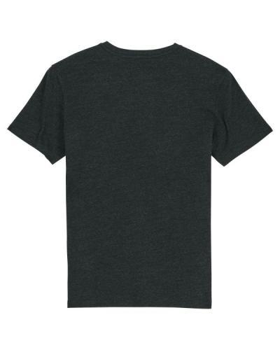Creator - Le T-shirt iconique unisexe - Heather Black Denim