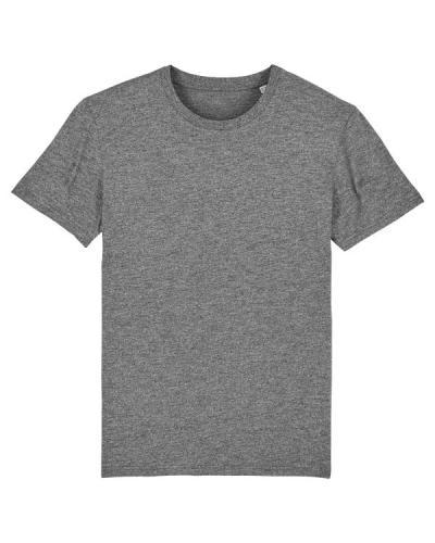 Creator - Le T-shirt iconique unisexe - Marble Slub Heather Black