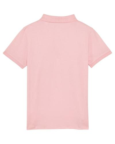 Mini Sprinter - Le polo iconique enfant  - Cotton Pink