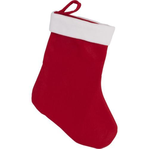 Botte de Noël - rouge