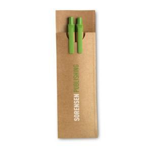 Parure crayon/stylo bille